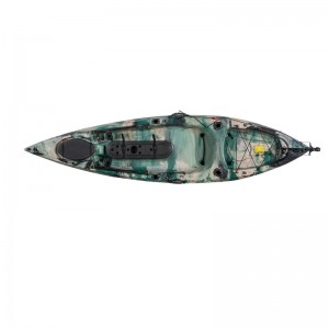 Mixed Color Fishing Kayak 10FT Factory
