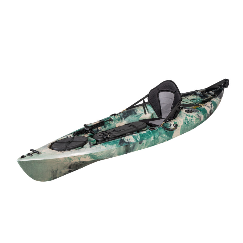 Mixed Color Fishing Kayak 10FT Factory Featured Image