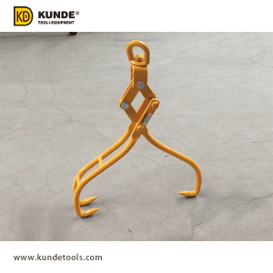 3-Kambori Swivel Skidding Tongs Item # LT31