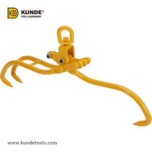 3-Kambori Swivel Skidding Tongs Item # LT30