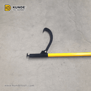 Factory For Log Splitter And Saw – Fiberglass canthook  Item# LT10 – Kunde
