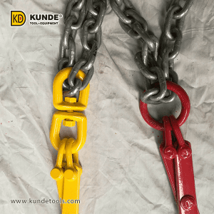 Well-designed Timber Wood Sawmill - Double Ring Swivel Grab Skidding Tong Item# LT46 – Kunde