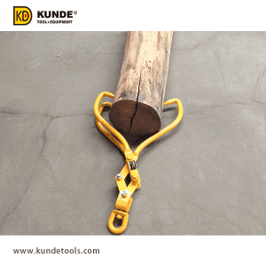 3-Claw Swivel Skidding Tongs Item# LT30