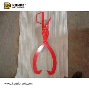 Reliable Supplier Outdoor Log Rack -  Heavy Duty Lifting tongs Item# LT56 – Kunde