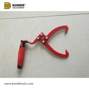 18cm  Manual Log Tong Item# LT80