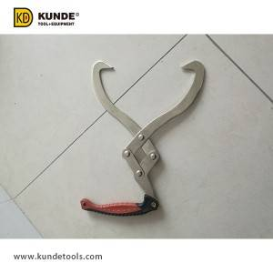 30cm  Manual Log Tong Item# LT82