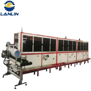 Ofụri Esịt Automatic Big ịwụ Screen Printing Machine