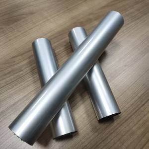 Hot Stamping Metallic Foil for Plastics Glass Metallic Products
