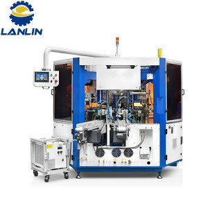 2017 New Style Printing Machine For Tubes -