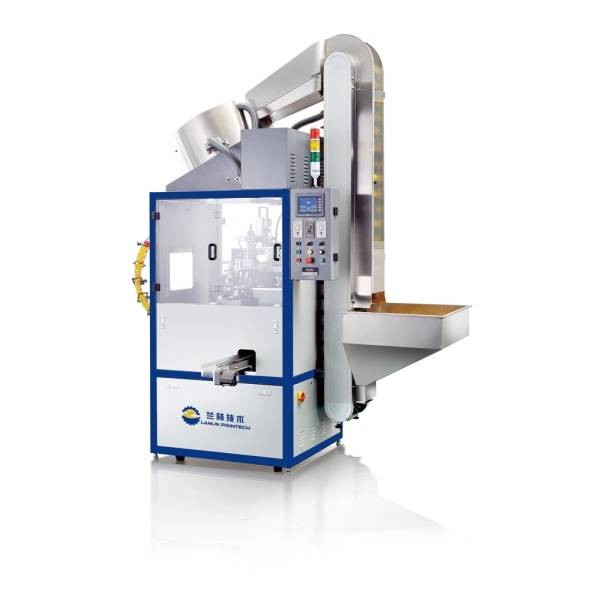 LP-F103 Fully Automatic Single Color Screen Printing Machine Featured Image