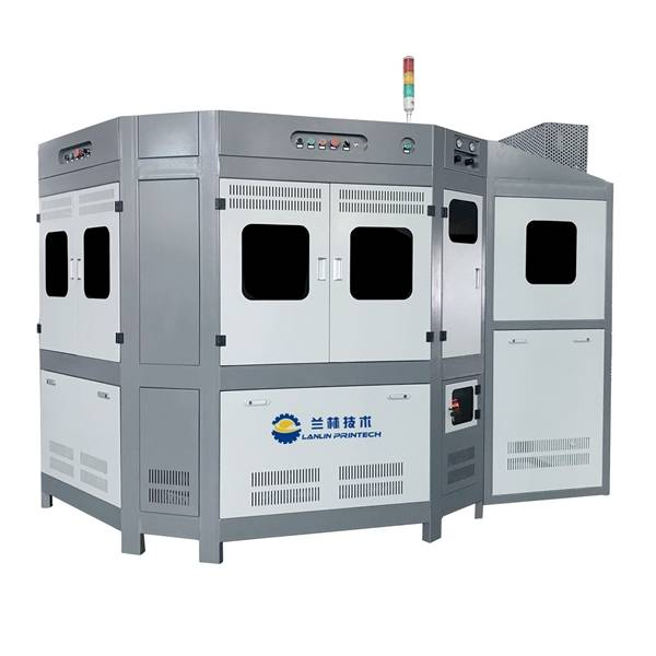 4 color screen printing machine