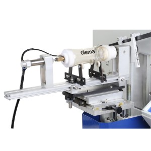LP-S2A/3A/4A/5A Semi Automatic Bottle Container Tube Jar Silk Screen Printing Machine