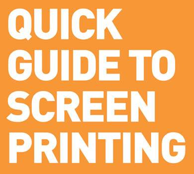 Nuo screen printing