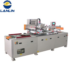 Automatik Glass Screen Printing Line
