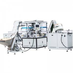 Full Automatic Cap Assembly Machine With Mechanical Assembly Structure