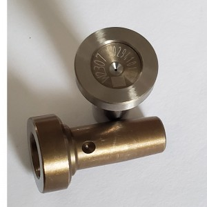 common rail valve bonnet