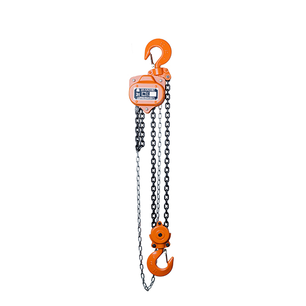 Super Lowest Price Common Rail Injector Shell - Chain Hoist – Derun