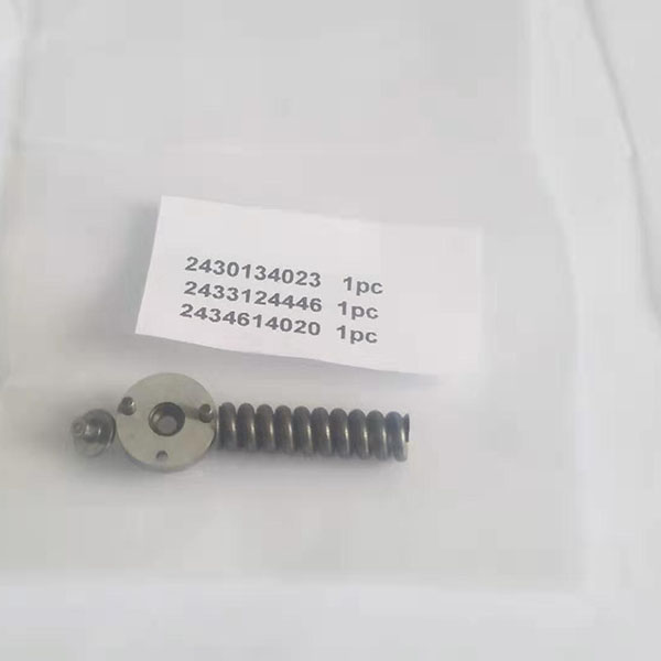 High reputation Valve Assembly - Common Rail Repair Kit – Derun