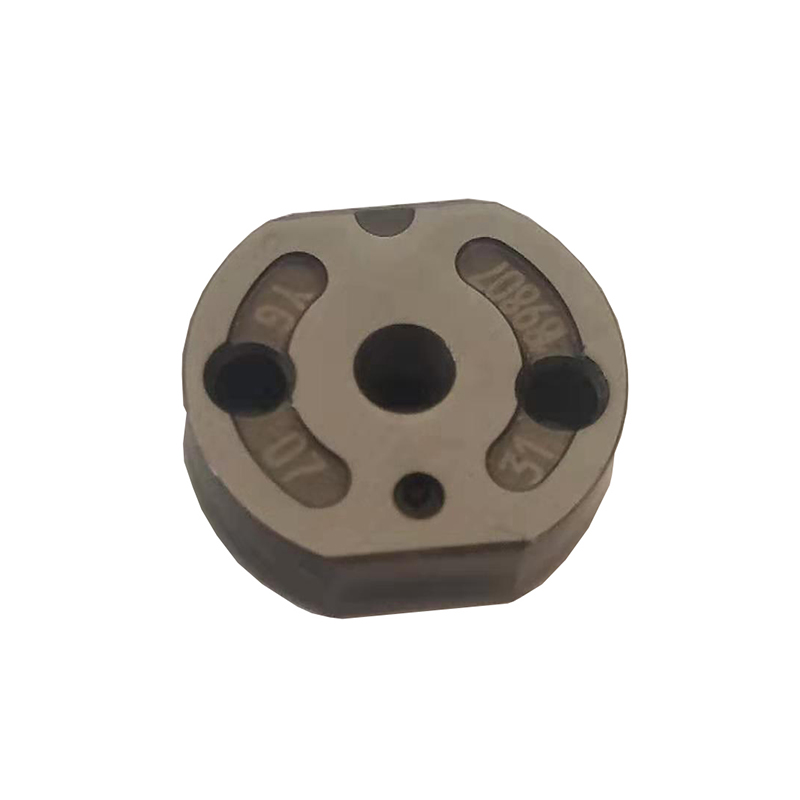 Top Quality Casting - Common Rail Valve Plate – Derun