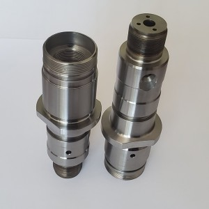 common rail injector shell