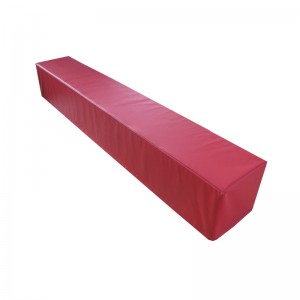 Heavy Duty Long Thick Mat Gymnastic Equipment French Fries Mat