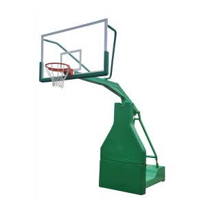 Professional Training Equipment Portable Basketball Hoop Outdoor For Sale