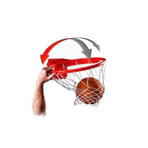 2019 New Design Rotatable Basketball Spring Breakaway Rim for Sale