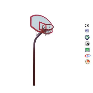 Wholesale Outdoor in-Ground SMC Backboard Basketball Hoop for Driveway