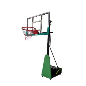 Basketball Sports Equipment Portable Adjustable Basketball Hoops for Training