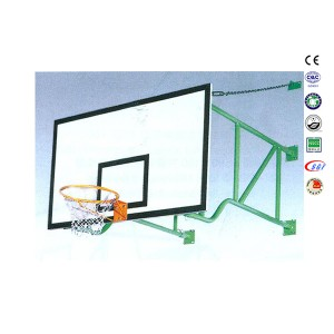 Wall Mounting Basketball Stand Basketball Indoor Hoop For Kids