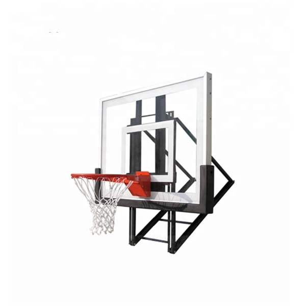 Kualiti Top Basketball Equipment RoofWall dipasang Basketball Hoop Latihan