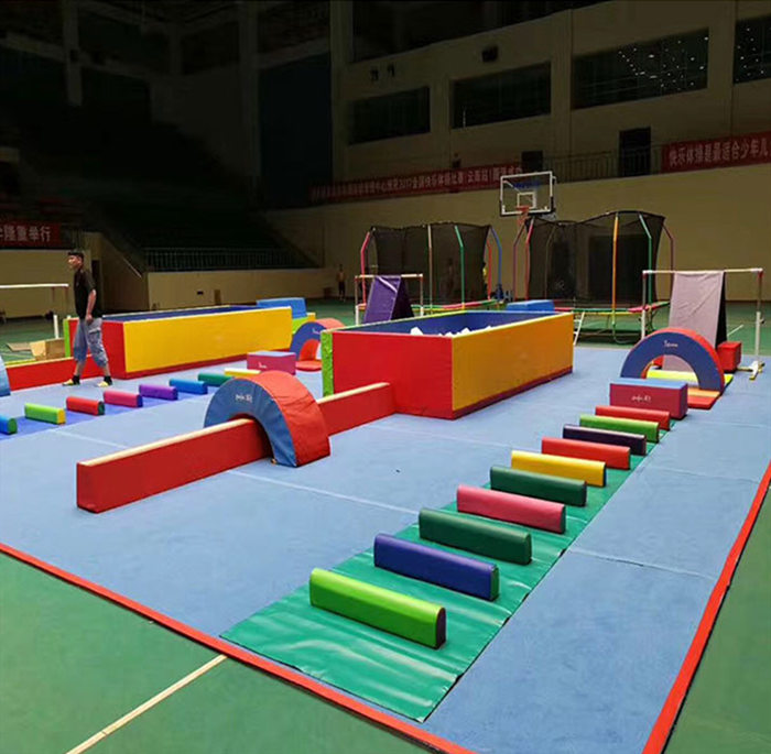 Our LDK Customize Various Styles Of Gymnastics Mats