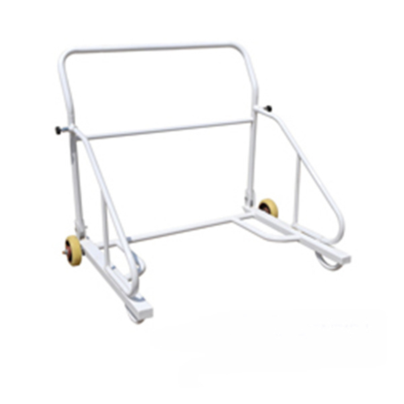 Hot Sale Portable Athelic Equipment Hurdle Cart for Competition