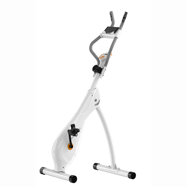 Gym Display Fitness Spinning Bike Gymnastic Core Exercise Climbing Bike With Heart Rate Sensor