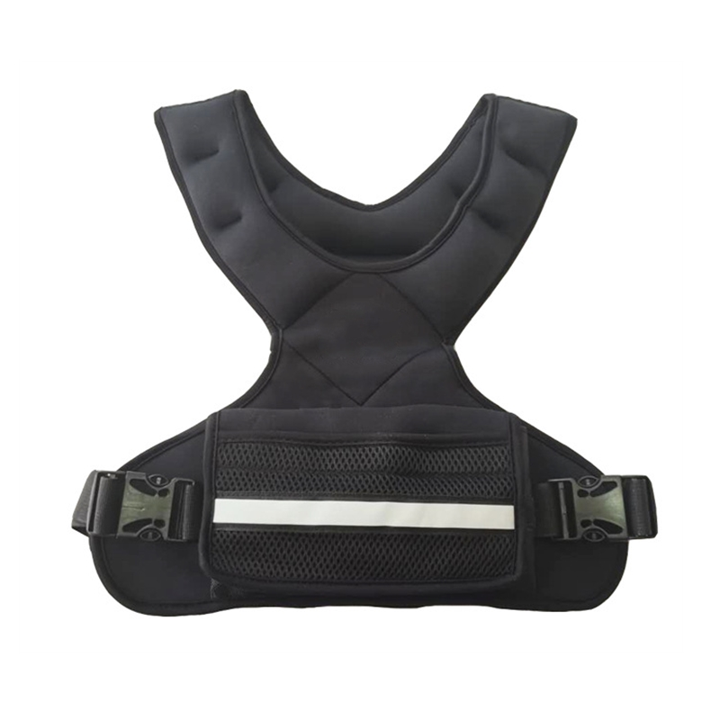 Gym Weighted Exercise Vest 2lb Running Fitness Equipment Workout Women/Men Vest For Weight Loss