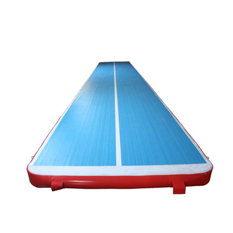 Hot sale air tumble mat gymnastics equipment inflatable track mat