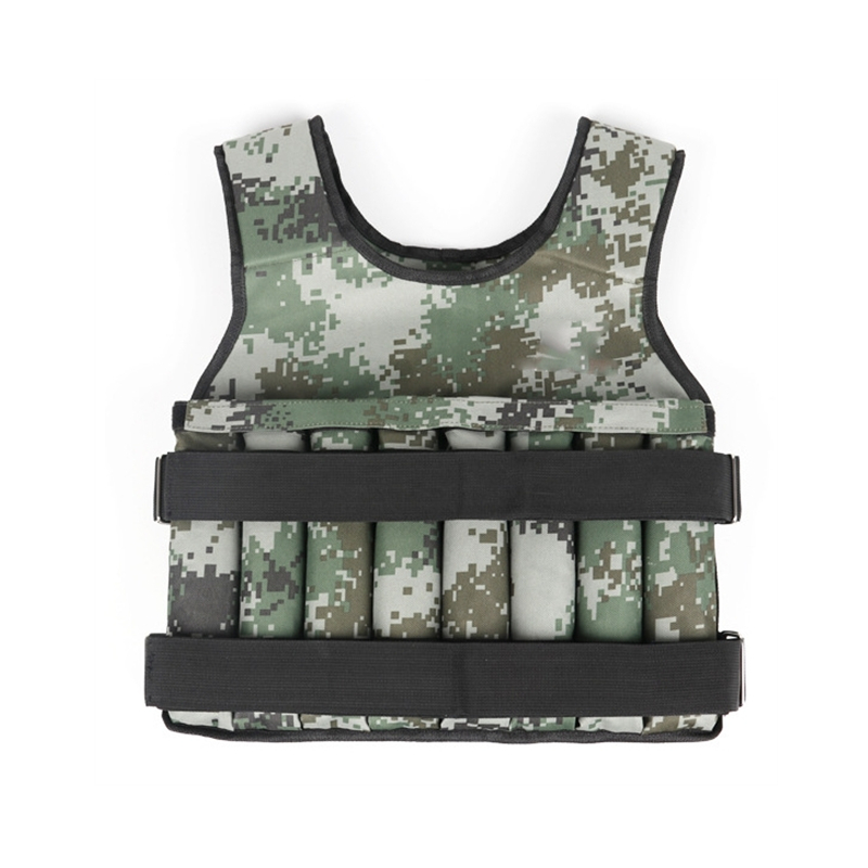 Cheap Tactical Weight Vest Fitness Bodybuilding Equipment Strength Training Weighted Vest For Weight Loss