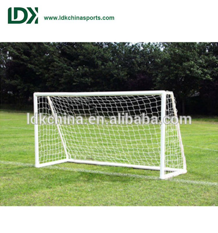Free standing portable football goal metal soccer football stand