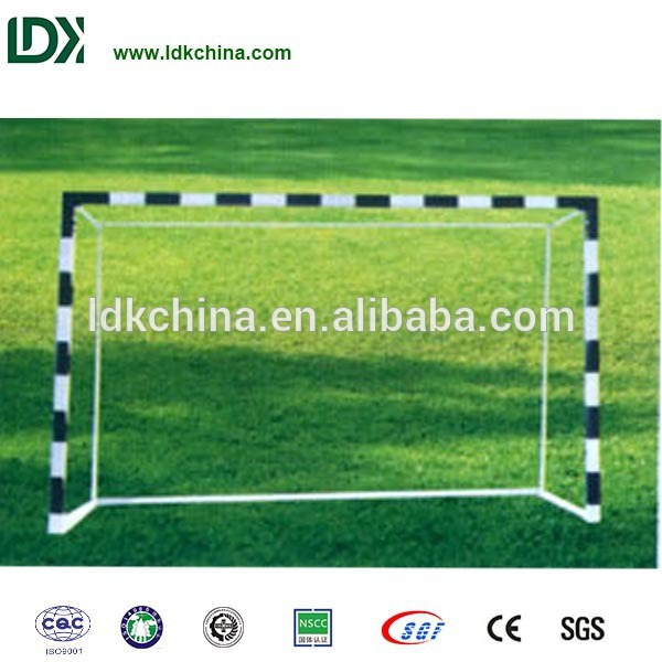 Cheap price used soccer goals sale for school training