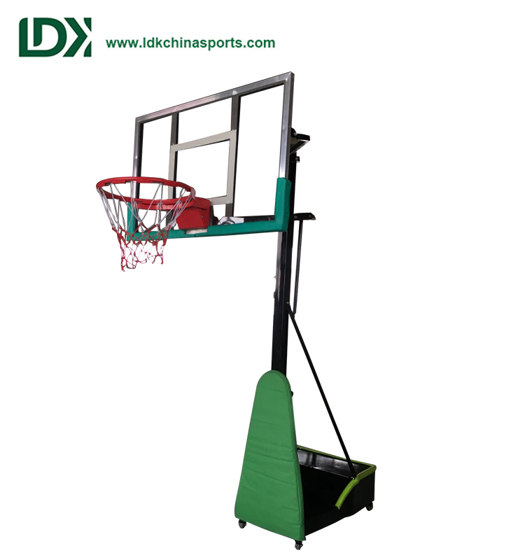 New Design Affordable Portable Basketball Hoops Height Adjustable