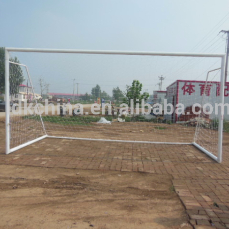 Standard 8′ x 24′ foldable aluminum pop up soccer goal