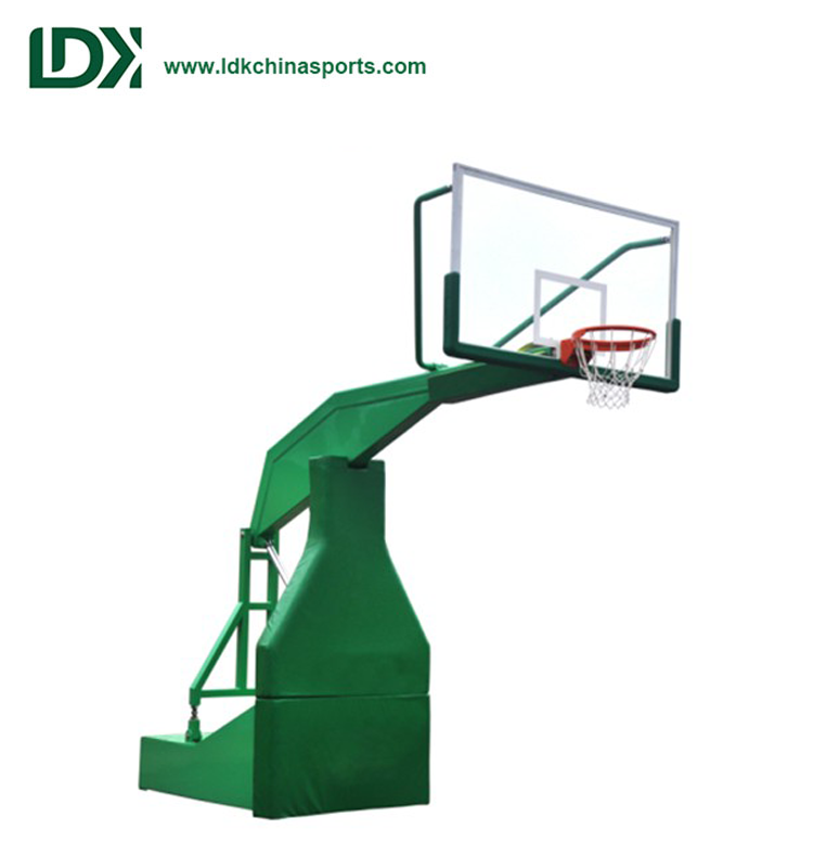 International Certified Best Basketball System Portable Basketball Hoop