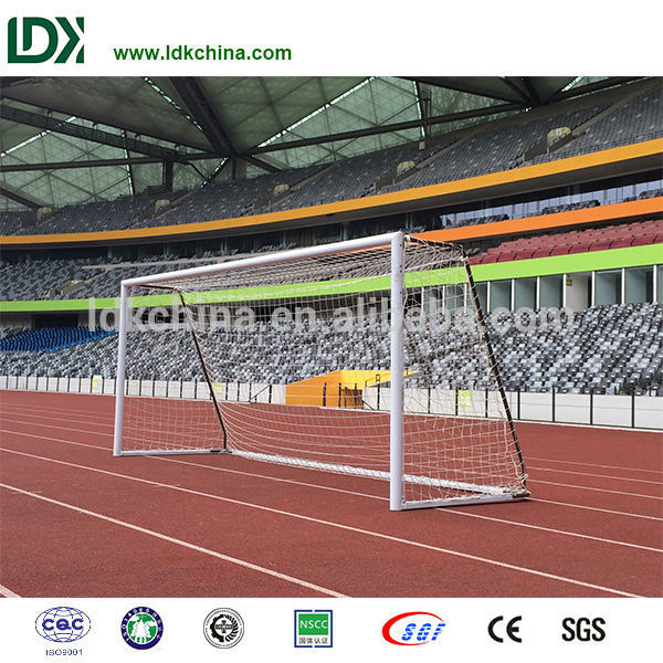 8′ x 24′ Steel football goals for schools