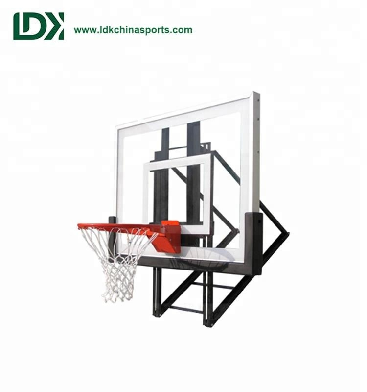 Top Quality Roof/Wall Mounting Basketball Hoop System For Training