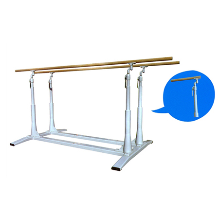 China indoor gym sport equipment parallel bars and parts