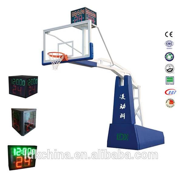 Basketball hoop manufacturers answer you how to install and maintain the basketball hoop