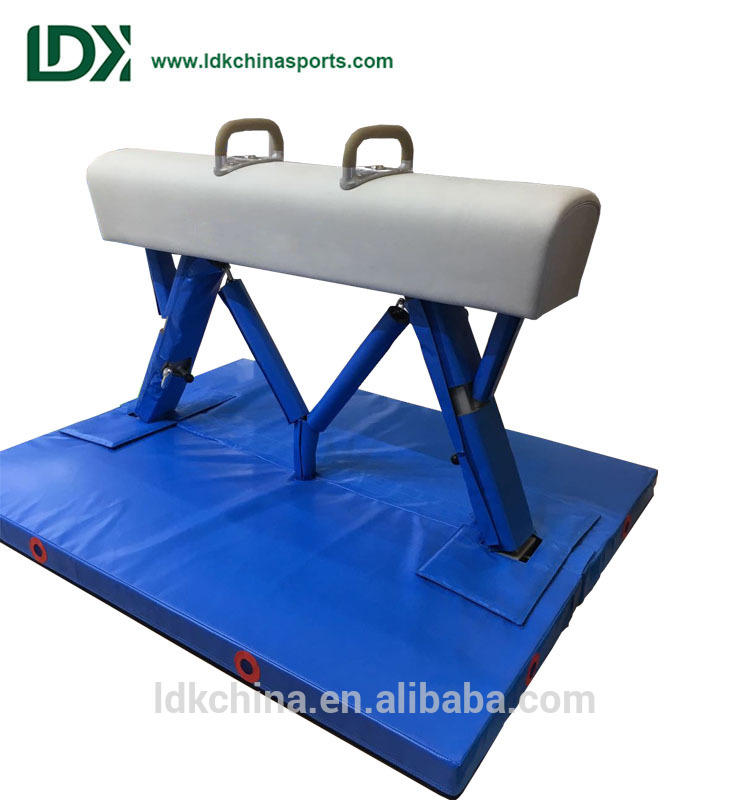 Gymnastics Equipment Pommel Horse/Vaulting Horse For Sale