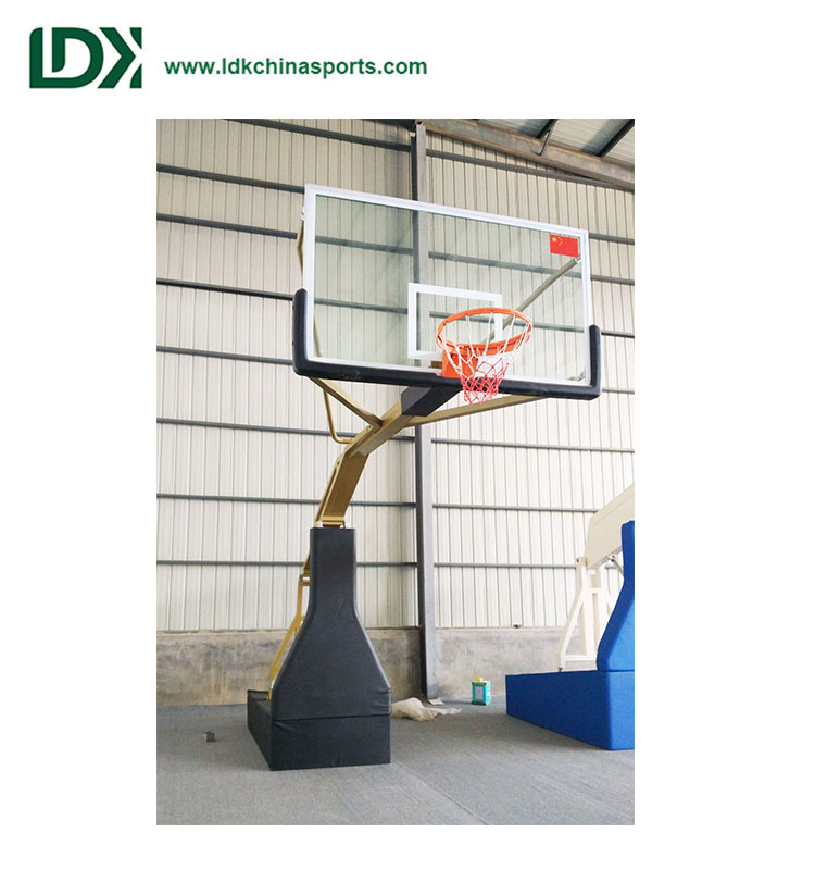 Best-selling plastic basketball stand