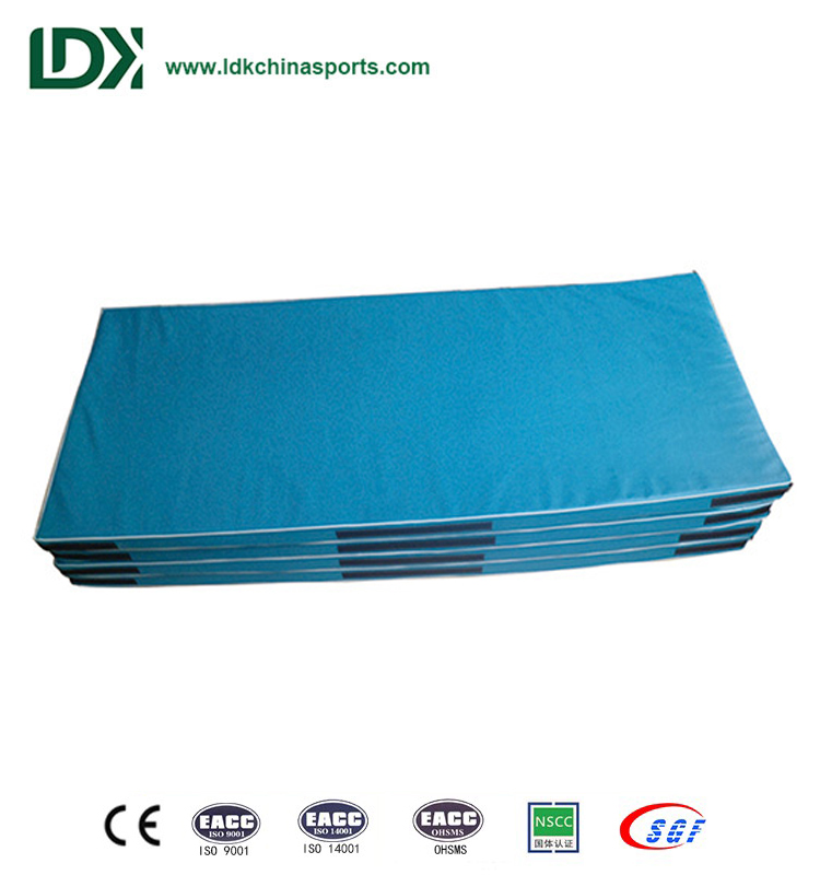 Cheapest Factory Sport Gymnastic Mat - Professional gymnastics used wrestling mat for sale – LDK