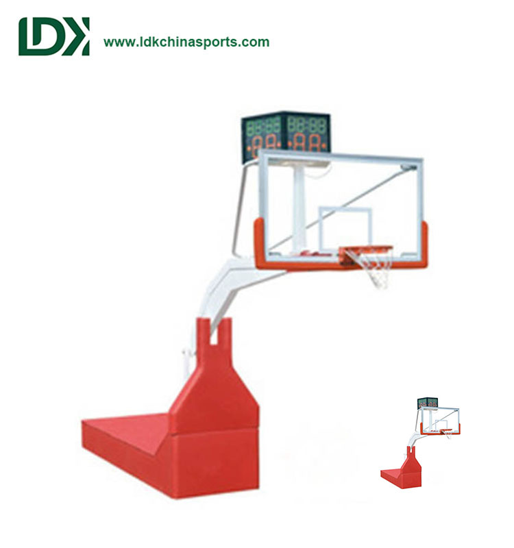 Wholesale Indoor Training Foldable System Basketball Hoop For Sale
